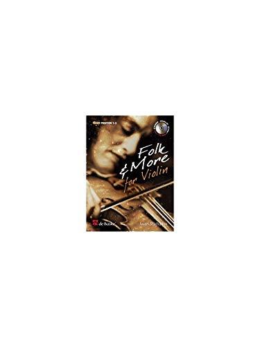 9789043121729: Folk & More for Violin