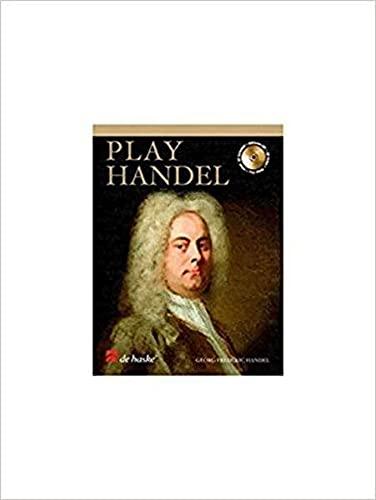 Play Händel (+CD) :für Sopranblockflöte: Georg Friedrich H�ndel