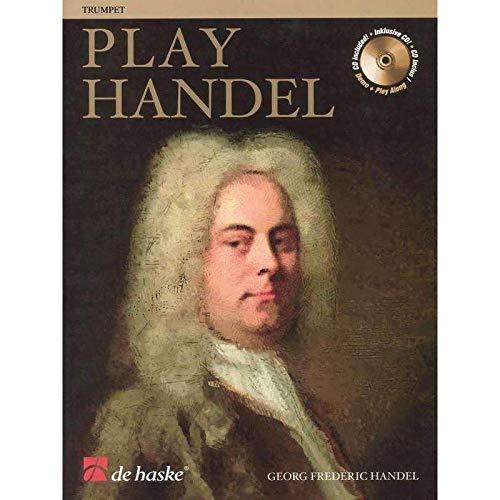 Play Händel (+CD) :für Trompete