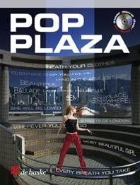 Pop Plaza (+CD) : for alto saxophon