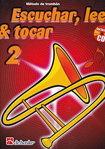 9789043122696: Escuchar Leer Tocar 2 Trombn