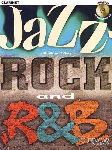 9789043122733: Jazz-Rock and R&B: Clarinet