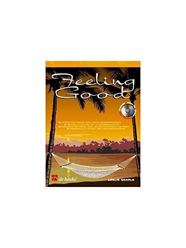 Feeling good (+CD) :für Klarinette und Klavier: Leslie Searle