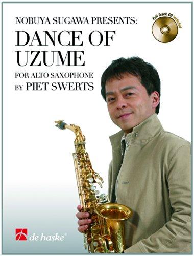Dance of Uzume (+CD) :for alto saxophone: Piet Swerts