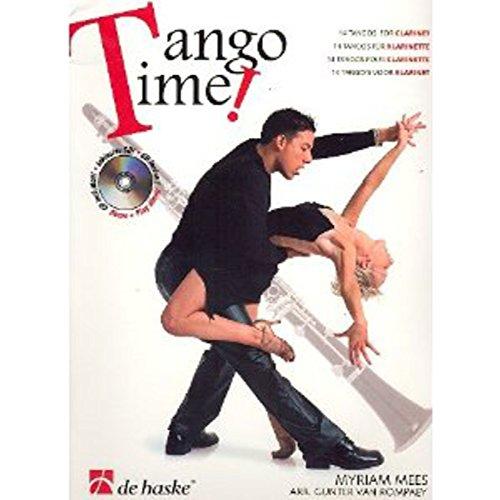 9789043123167: Tango Time: Clarinet (De Haske Play-Along Book)