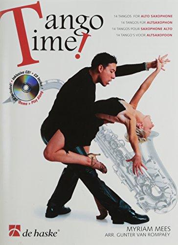 9789043123174: Tango Time!: 14 Tangos for Alto Saxophone