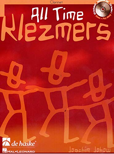 9789043123303: All Time Klezmers