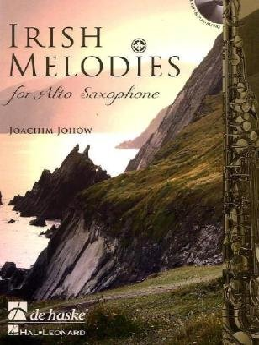 9789043123358: Irish Melodies for Alto Saxophone