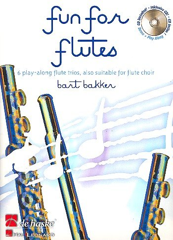 9789043123969: Fun for Flutes