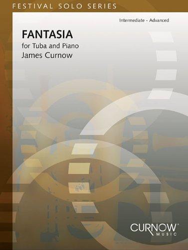 9789043124102: Fantasia for Tuba: Tuba in C (B.C.) with Piano Reduction (Festival Solo)