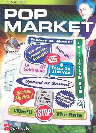 Pop Market (+CD) : for clarinet