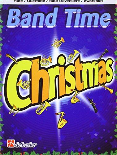9789043125314: Band time christmas flûte traversiere