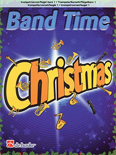9789043125383: Band time christmas trompette cornet bugle