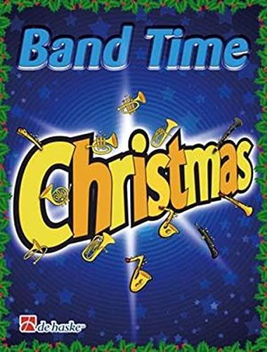 9789043125390: Band Time Christmas: Trumpet/Cornet/Flugel Horn 2 (De Haske Play-Along Book)