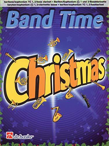 9789043125437: Band time christmas musique d'ensemble