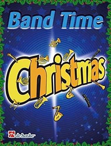 9789043125512: Band Time Christmas: Piano Accompaniment (De Haske Play-Along Book)