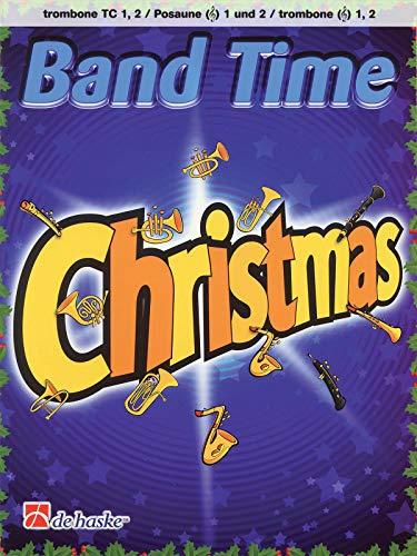 9789043125543: Band time christmas trombone