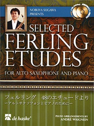 9789043125987: Nobuya Sugawa Presents Selected Ferling Etudes