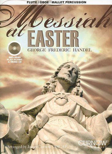 9789043126540: Messiah at Easter: Flute/Oboe/Mallet Percussion