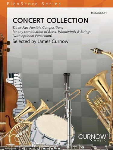 9789043126922: Concert Collection: Flexscore Series - Percussion