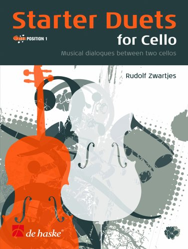 9789043127837: Starter duets for cello violoncelle