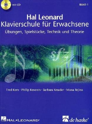 9789043128094: Hal Leonard Klavierschule Fuer Erwachsene 1