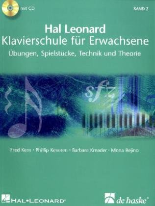9789043128148: Hal Leonard Klavierschule Fuer Erwachsene 2