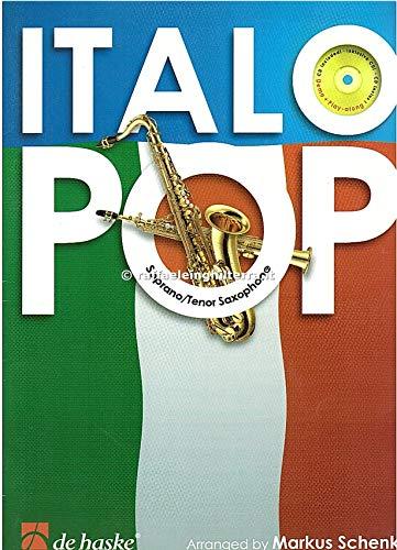 Italo Pop. Soprano/Tenor saxophone.: Schenk,Markus.