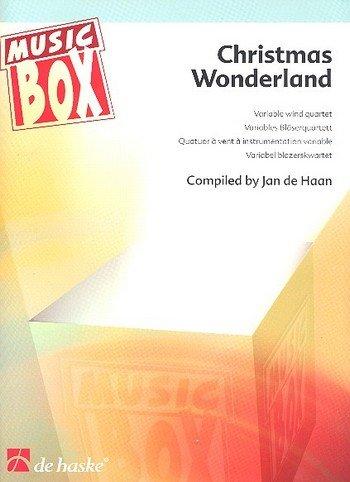 Christmas Wonderland : forflexible wind quartett