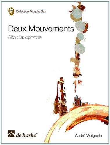 9789043130165: Deux Mouvements For As/pno