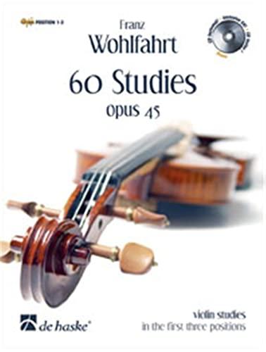 60 Studies Opus 45: Franz Wohlfahrt