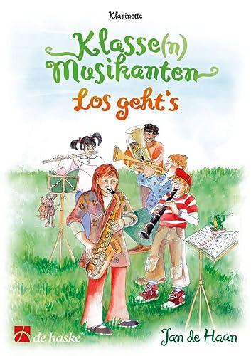 9789043130769: Klasse(n) Musikanten - Klarinette - Bb Clarinet - Book