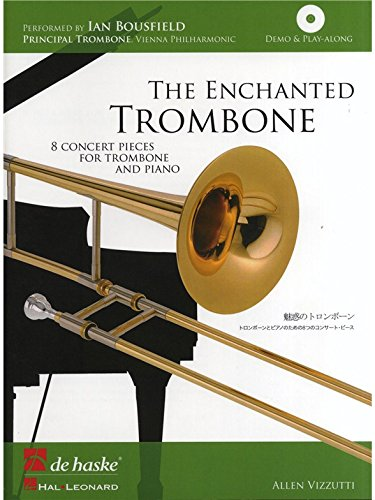 9789043131124: The Enchanted Trombone Trombone +CD