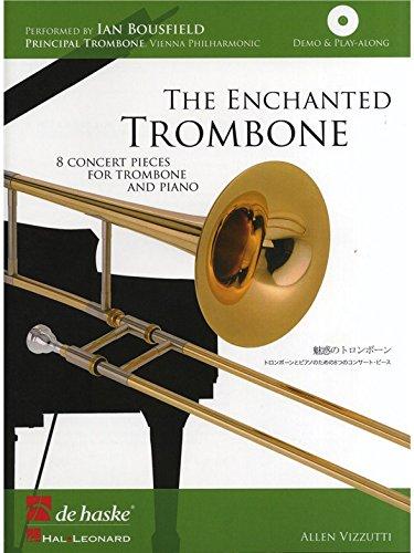 9789043131124: The enchanted trombone trombone+CD