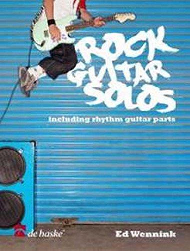 9789043131131: Rock Guitar Solos