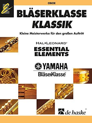 9789043131728: Blserklasse Klassik Oboe
