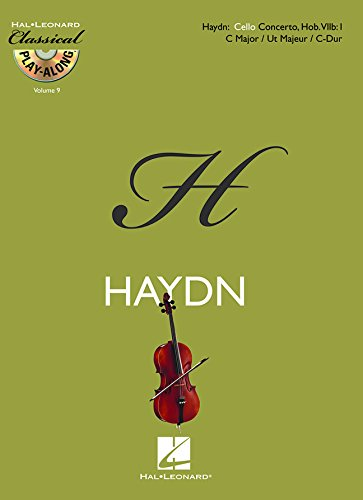 9789043132114: Cello Concerto in C Major, Hob. Viib: 1