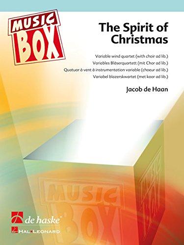 9789043133005: The Spirit of Christmas Musique d'Ensemble -Partition+Parties Separees