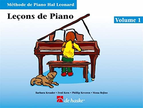 9789043134729: Leçons de Piano, volume 1