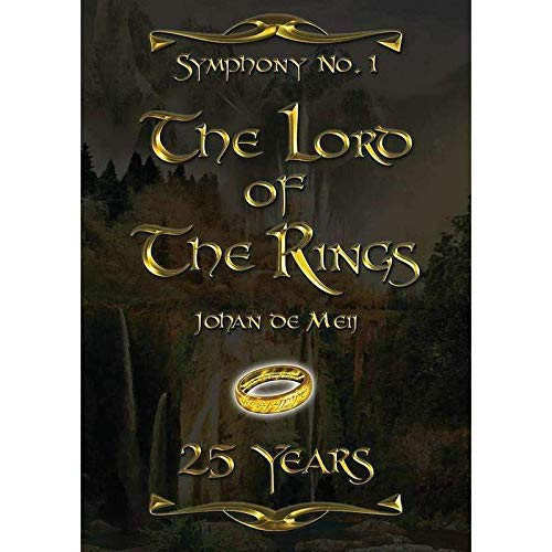 9789043135481: Symphony No. 1 - The Lord of the Rings - BOOK+CD