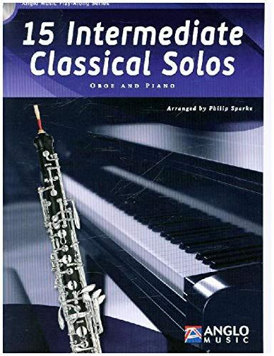 9789043135788: 15 Intermediate Classical Solos - BOOK+CD