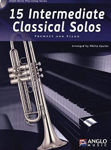 9789043135832: 15 Intermediate Classical Solos - BOOK+CD
