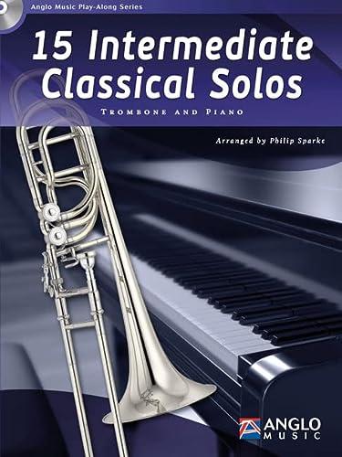 9789043135856: 15 Intermediate Classical Solos - BOOK+CD