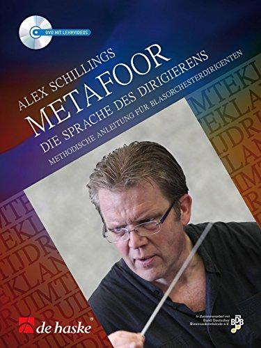 9789043136747: Metafoor - die sprache des dirigierens formation musicale+DVD