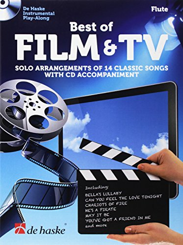 9789043138413: Best of Film & TV - Flute - BOOK+CD
