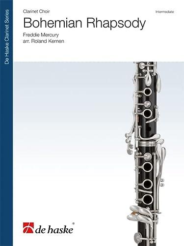 9789043138734: Bohemian Rhapsody Clarinette -Partition+Parties Separees