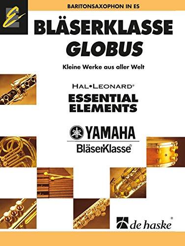 9789043140713: Bl�serklasse GLOBUS- Baritonsaxophon - Baritone Saxophone - Book