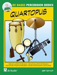 9789043142373: Quartopus musique d'ensemble-partition+parties separees