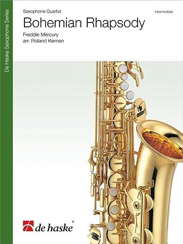 9789043144810: Bohemian Rhapsody - Saxophone Quartet