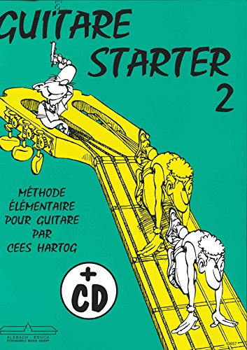 9789043147712: Guitare Starter Vol. 2 + CD